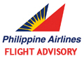 PAL Flight Advisory